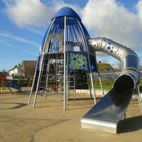 Photo taken at Casement Road Playground by Rob D. on 11/3/2013