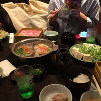 3/19/2016にたつやが鍋ぞう 錦糸町南口店で撮った写真