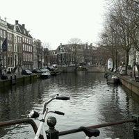 Photo taken at Amsterdam by Jessica v. on 2/4/2017
