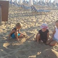 Photo taken at Catharina's Beach Windmill by Jessica v. on 8/8/2016