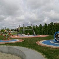 Photo taken at Speeltuin Toolenburgse Plas by Jessica v. on 5/22/2013