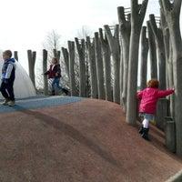 Photo taken at Speeltuin Toolenburgse Plas by Jessica v. on 3/26/2017