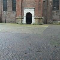 Photo taken at Nieuwe Kerksplein Haarlem by Jessica v. on 12/22/2016