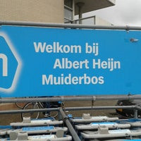 Photo taken at Albert Heijn by Jessica v. on 5/11/2014