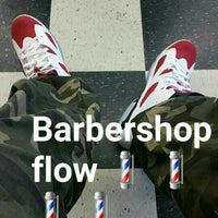 Photo taken at Brooms Unisex Barber and Style by Seneca J. on 10/15/2015