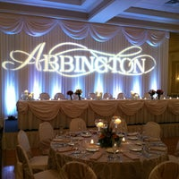 Photo taken at Abbington Distinctive Banquets by Mike F. on 4/14/2013