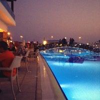 Photo taken at Kahya Resort Aqua&Spa by Hasan G. on 8/1/2013