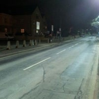 Photo taken at bus stop #37027013 Pond Road. by Mike G. on 2/27/2013