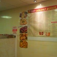 Photo taken at Golden House - Chinese Takeaway. by Mike G. on 4/19/2013
