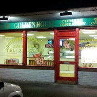 Photo taken at Golden House - Chinese Takeaway. by Mike G. on 1/3/2013