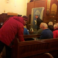 Photo taken at Worrall Independant Chapel by Mike G. on 3/11/2013