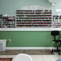 Photo taken at Queen Nails by Twyla W. on 3/30/2013