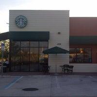 Photo taken at Starbucks by Moonraker 0. on 11/5/2012