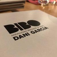 Foto tomada en Restaurante Dani García & BiBo por Juan Manuel Agrela G. el 11/27/2017