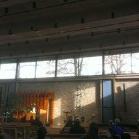 Photo taken at Unitarian Universalist Church Of Arlington by Ali N. on 11/24/2013