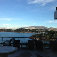 Photo taken at Arion, A Luxury Collection Resort & Spa - Astir Palace Resort by Claudia D. on 12/19/2012
