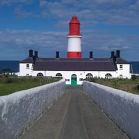 Photo taken at Souter Lighthouse by Mick R. on 7/1/2013