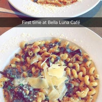 Photo taken at Bella Luna Cafe by Ang on 1/12/2017