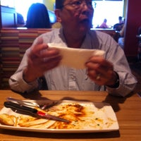 Photo taken at Applebee's by Ang on 6/15/2014