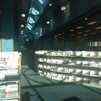 Photo taken at Calgary Public Library - Nose Hill Library by Victor P. on 2/5/2013