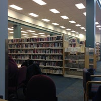 Photo taken at Calgary Public Library - Nose Hill Library by Victor P. on 2/1/2013