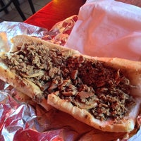 Photo taken at Max's Cheese Steaks by Cat W. on 9/29/2013