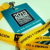 Photo taken at Universidad de Palermo by San U. on 7/29/2013