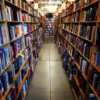 Photo taken at Powell's City of Books by Jonathan G. on 3/3/2013