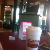 Photo taken at Dunkin' Donuts by widarto a. on 4/9/2014