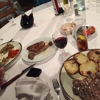 Photo taken at Restaurante El Cortijo by Nika B. on 3/10/2017