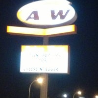 Photo taken at A&W Canada by All about U M. on 12/19/2012