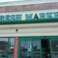 Photo taken at The Fresh Market by Steve J. on 8/30/2013