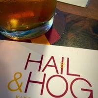 7/5/2016 tarihinde Jeffrey G.ziyaretçi tarafından Hail & Hog Kitchen and Tap'de çekilen fotoğraf