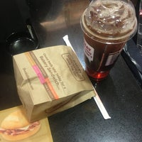 Photo taken at Dunkin' Donuts by B H. on 2/8/2013