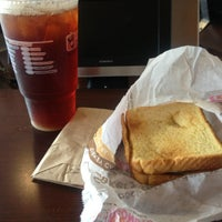 Photo taken at Dunkin' Donuts by B H. on 2/16/2013