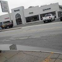 Photo taken at Grava Chrysler Jeep Dodge by Ricky B. on 10/3/2012