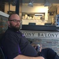 Photo taken at Tony Ba'Lony's by Chris B. on 3/16/2015