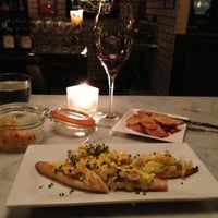 Photo taken at Vanguard Wine Bar by Sarah D. on 12/29/2012