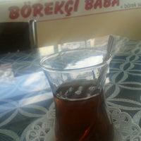 Photo taken at Börekçi Baba by Omur A. on 11/10/2015