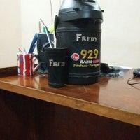 Photo taken at Radio Ciudad by Dei V. on 8/26/2016