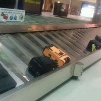 Photo taken at Baggage Claim by Paul on 2/3/2013