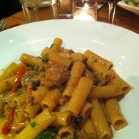 Photo taken at Radicchio Pasta and Risotto Co. by Mike L. on 9/16/2013