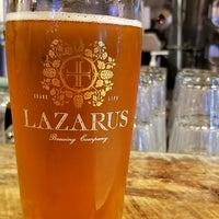 รูปภาพถ่ายที่ Lazarus Brewing Company โดย Sateesh P. เมื่อ 5/4/2018