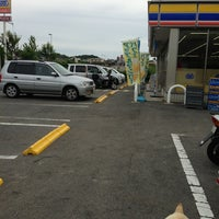Photo taken at Ministop by えち E. on 6/1/2013