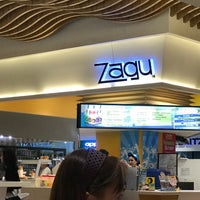 Photo taken at Zagu by Akihito A. on 11/4/2017
