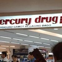 Photo taken at Mercury Drug by Akihito A. on 8/1/2016