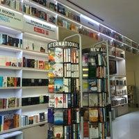 Photo taken at Oxford Bookstore by Raj B. on 5/16/2016