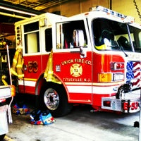 Photo taken at Titusville Fire Company by Dave V. on 8/15/2014