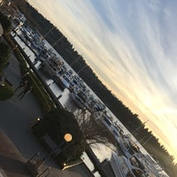 Photo taken at Carillon Point by R.. on 1/3/2018