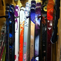 Photo taken at Powder House Ski & Board: (8) Boot & Demo Center by Powder H. on 11/20/2012